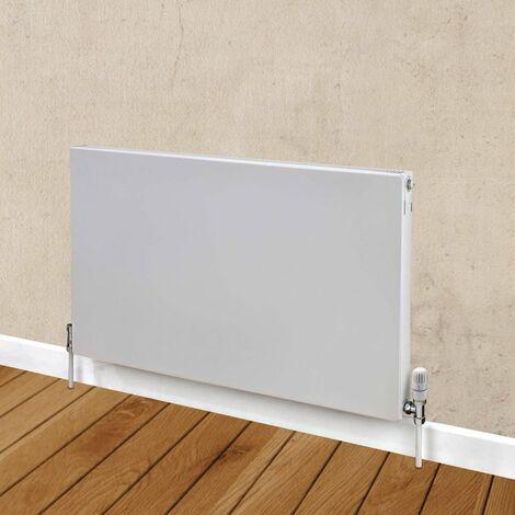 Heatwave Flat Panel Horizontal Type 22 Radiator 300mm H x 1200mm W - White