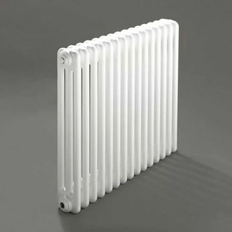 Heatwave Windsor 3 Column Horizontal Radiator 500mm H x 716mm W - 15 Section