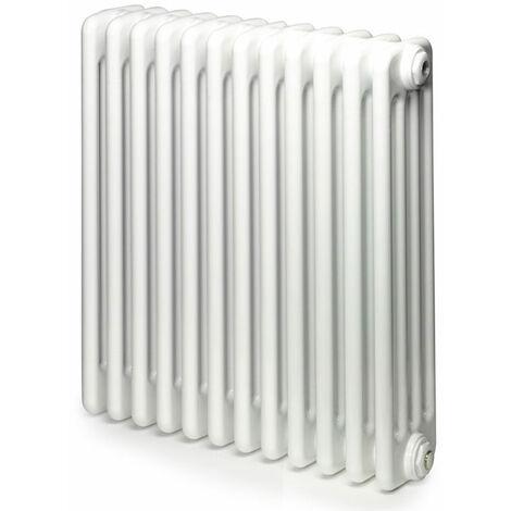 Heatwave Windsor 4 Column Horizontal Radiator 500mm H x 578mm W - 12 Section