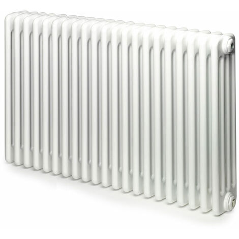 Heatwave Windsor 4 Column Horizontal Radiator 500mm H x 992mm W - 21 Section