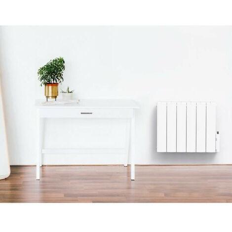HEATZY 1500 watts Radiateur électrique a inertie fluide caloporteur - Programmable - Thermostat connecté bluetooth
