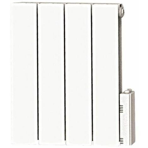 HEATZY Radiateur électrique a inertie fluide caloporteur - Thermostat bluetooth - 1000 W