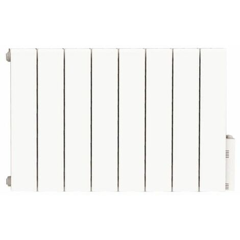 HEATZY Radiateur électrique a inertie fluide caloporteur - Thermostat bluetooth - 2000 W