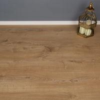 Heavy Domestic AC4 Kitchen and Bedroom Laminate Flooring - Grovewood Light Oak 8mm - SAMPLE