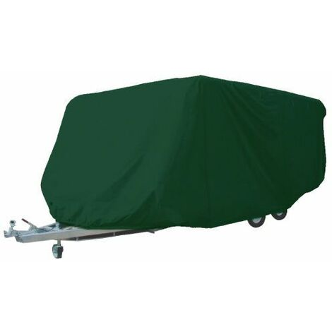 """main image of """"Heavy Duty Caravan Cover to Suit 13 to 16 ft (Premium Motorhome Storage Cover)"""""""