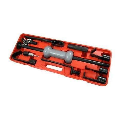 Heavy Duty Dent Puller Set 13pc 10lbs - Car Body Repair Tool