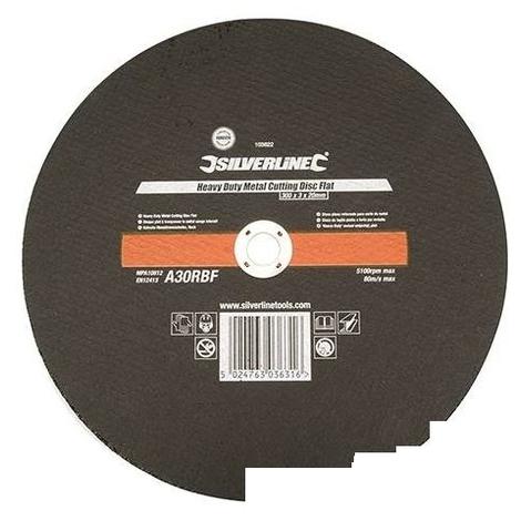 115 X 6 X 22.23MM METAL GRINDING DISCS DEPRESSED CENTRE 10PK 224514