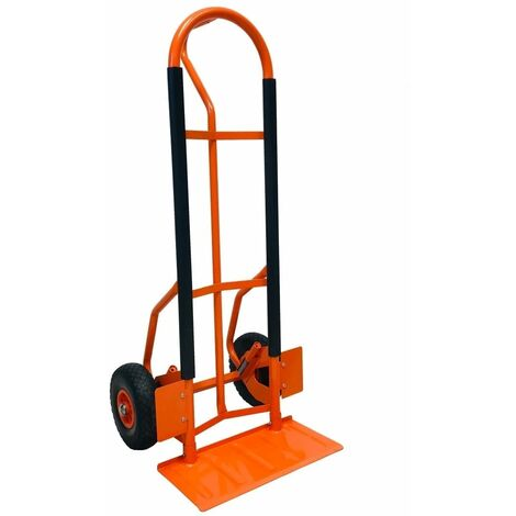Heavy duty New Gen Pro Hand sack Truck industrial sack trolley punture proof wheels