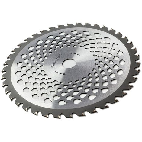 Heavy Duty Premium Stainless Steel Brushcutter Blade Disc with 40 teeth