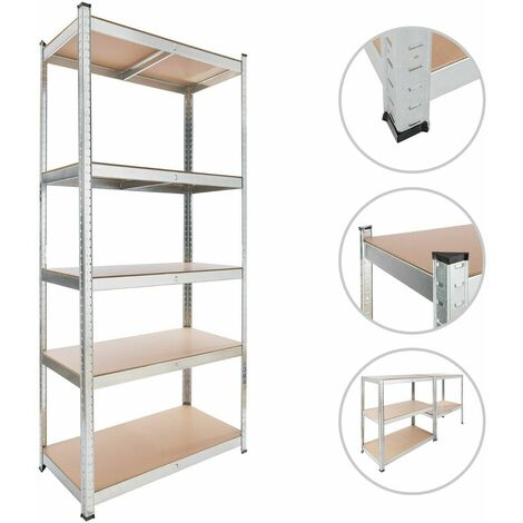 Heavy duty shelf storage shelf workshop shelf boltless shelf basement shelf