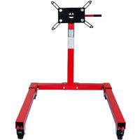 Heavy duty Swivel Transmission Engine Gearbox Mount Support Stand 1250 lbs 570kg
