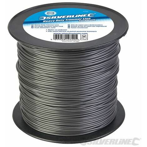 Heavy Duty Trimmer Line - 2mm x 377m (427692)