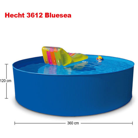 Hecht 3612 Bluesea Pool