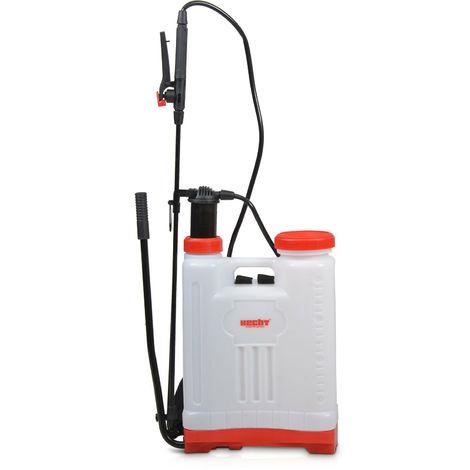 Hecht 4112 Rückenspritze Drucksprüher Düngerspritze Gartenspritze 4 bar 12 Liter