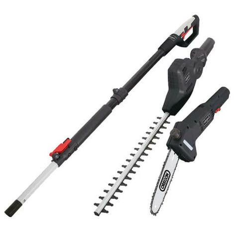 Hedge trimmer 2 in 1 SCHEPPACH 500W - TPX710