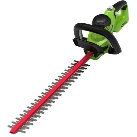 Hedge trimmer 61 cm GREENWORKS 40V - Without battery or charger - G40HT61