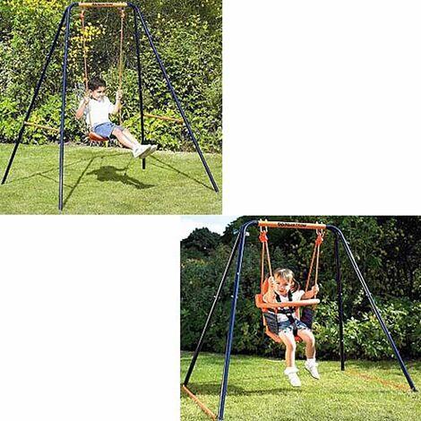 Hedstrom Neptune 2-in1 Swing