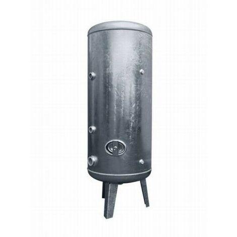 Heider Druckwasserbehälter DIN 4810, 6bar, feuerverzinkt nach DIN EN 10240, stehend