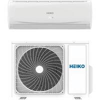 HEIKO Klimaanlage R32 Wandgerät 3,5 kW SET 1/4 - 3/8
