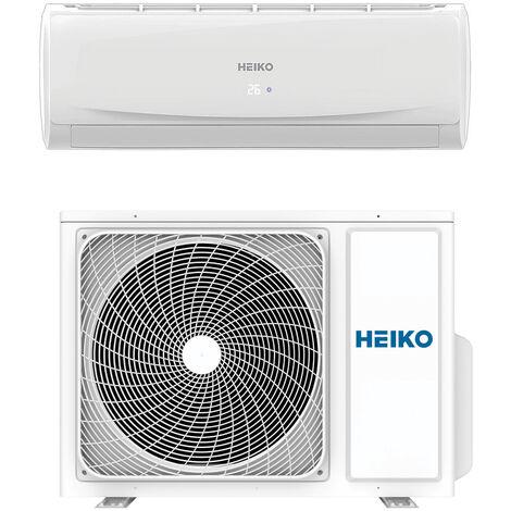 HEIKO Klimaanlage R32 Wandgerät 3,5 kW SET