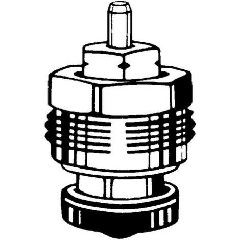 HEIMEIER Thermostat-Oberteil blaue Stopfbuchse