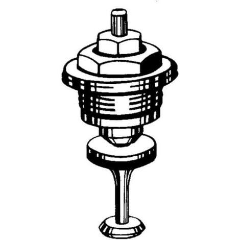 HEIMEIER Thermostat-Oberteil für Einrohrventil mit Tauchrohr ab Mai 1981
