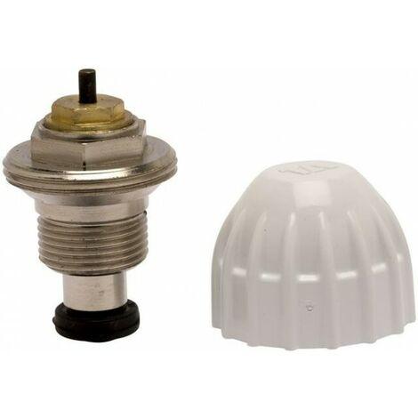 Heimeier Thermostat-Oberteil, Thermostatkopfgewinde M30x1,5
