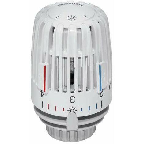 Heimeier Thermostatkopf K, mit Klemmanschluss