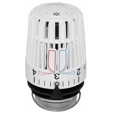 Heimeier Thermostatkopf K, mit Schraubgewinde M30x1,5