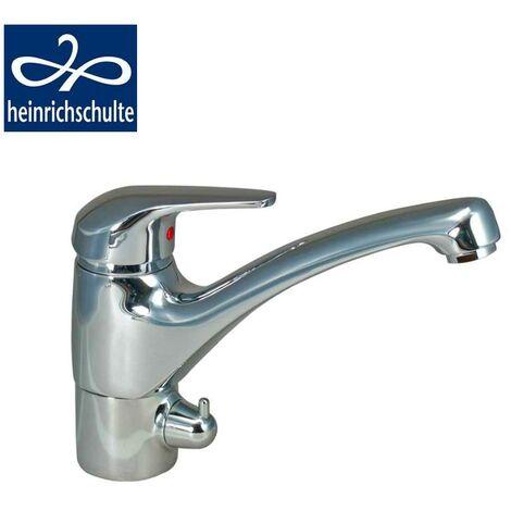 heinrichschulte Küchenarmatur XENA mit Schwenkauslauf und Geräteanschluss, Hochdruck