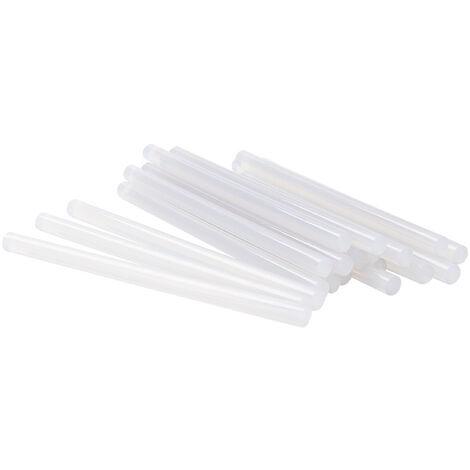 Heisskleber Sticks Standard 11 mm 1KG 55 Stueck Transparent DIY Klebesticks Heissklebesticks Heissklebestifte Heissklebepatronen