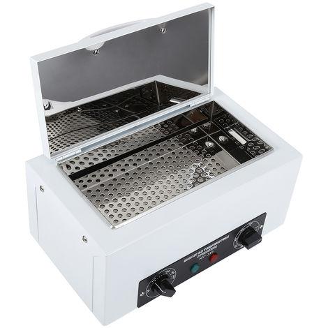 Heißluftsterilisator Instrumentenreiniger Desinfektion Sterilisator für Fußpflege Kosmetik Desinfek