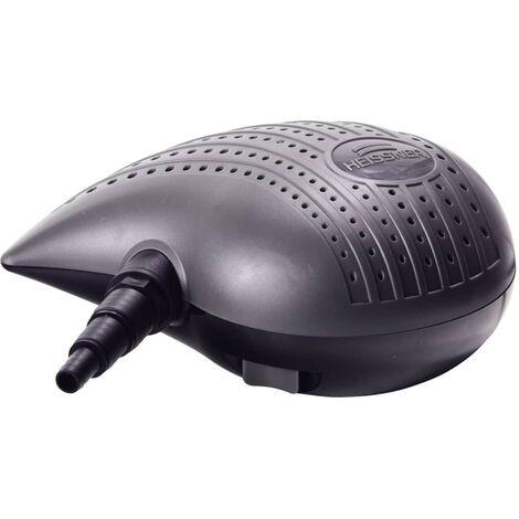 HEISSNER Filtro ecolófgico y bomba de cascada Smartline 2200 L/h