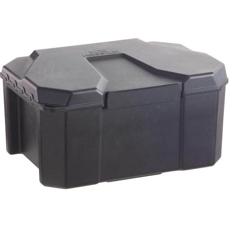 Image of HEISSNER Garden Power Box - Black