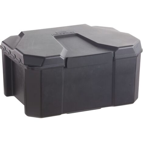 HEISSNER Garden Power Box - Black
