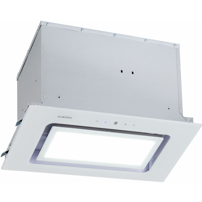 Hektor Brilliant Edition module de ventilation 52 cm 506 m³/h tactile blanc