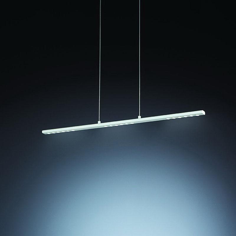 Helestra 186/1330.08 Arya Design Pendelleuchte 18W LED weiß inkl. Leuchtmittel