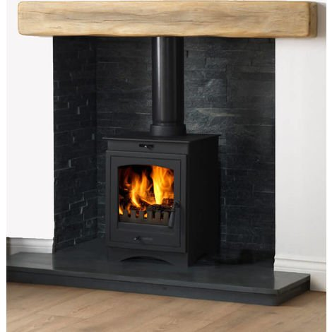 Helios 5 Wood Burning / Multi-Fuel Defra Approved Stove
