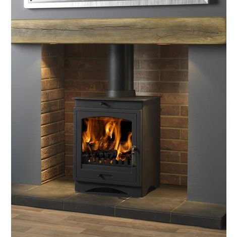 Helios 8 Wood Burning / Multi-fuel Defra Approved Stove