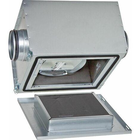 Helios InlineVent SilentBox SB 125 A DN 125