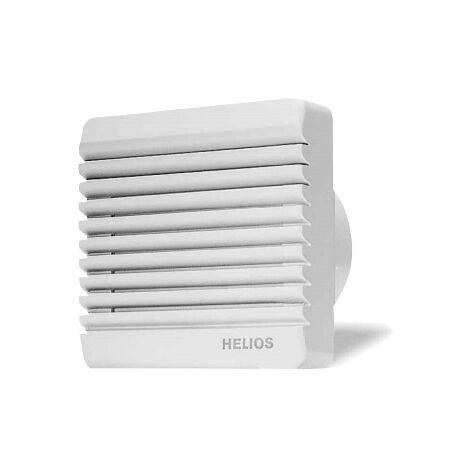 Helios mini ventilateur HelioVent HR 90 KE, avec obturateur intérieur électrique