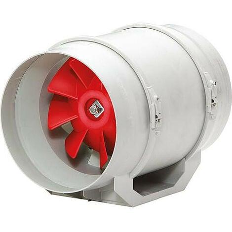 Helios MultiVent MV 150 Extracteur tubulaire - 1 allure 150 mm