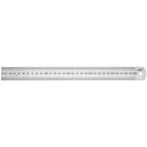 Helios-Preisser Biegsamer Stahlmaßstab 300 x 15 x 0,5 mm HP