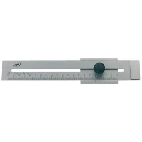 Helios-Preisser Präzisions-Streichmaß 250 mm HP
