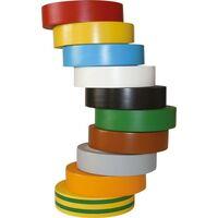HellermannTyton PVC Isolierband-Set HTAPE-FLEX 15 Mix