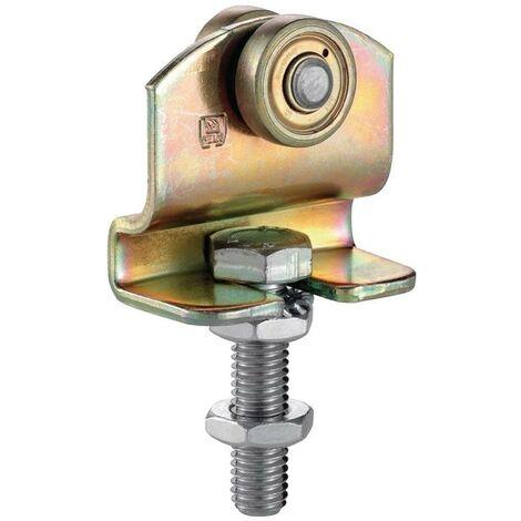 HELM Rollapparat Rollapparat -90 190 passend für Profil 100 Stahl galvanisch gelb verzinkt 30 kg