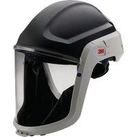 Helmkopfteil VERSAFLO™ M306 Visier PC klar mit Komfort Gesichtsabdichtung