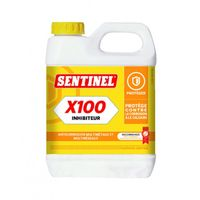 Hemmstoff x100 - Kanister 1 Liter - SENTINEL : X100L-12X1L-FR