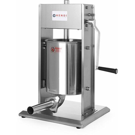 Hendi 282151 Machine à saucisse Profi Line