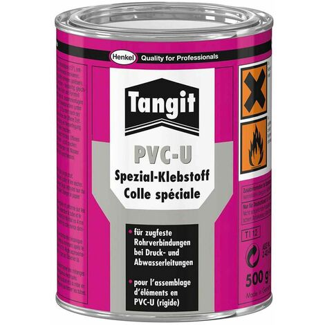 Henkel Tangit PVC U Spezial Kleber 500g Dose (THF)